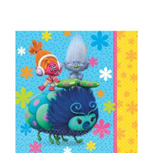 Trolls Lunch Napkins 16ct