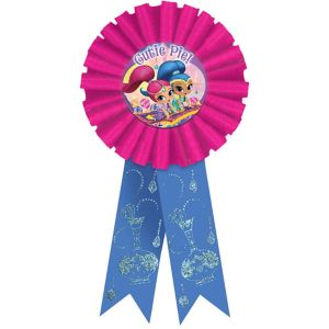 Shimmer and Shine Award Ribbon