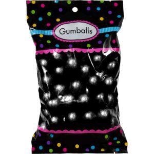 Black Gumballs 48pc