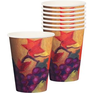 Harvest Still Life Cups 8ct
