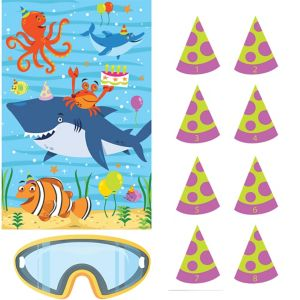 Under the Sea Birthday Party Game