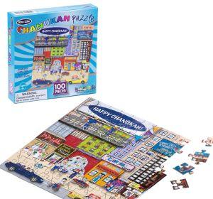 Hanukkah Puzzle 100pc