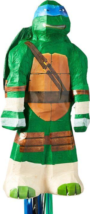 Pull String Leonardo Pinata - Teenage Mutant Ninja Turtles