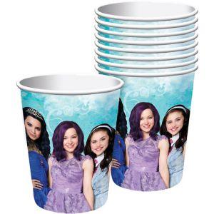 Disney Descendants Cups 8ct