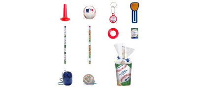 Rawlings Baseball Super Favor Kit for 8 Guests