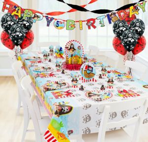 Little Pirate Super Party Kit for 8 Guests
