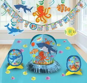 Under The Sea Decorations Kit
