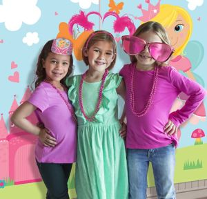 Woodland Princess Photobooth Kit