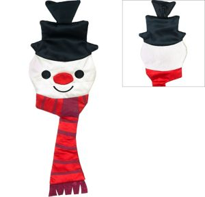 Giant Snowman Tie