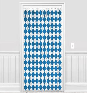Oktoberfest Fringe Doorway Curtain
