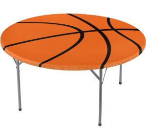 Fitted Basketball Table Cover