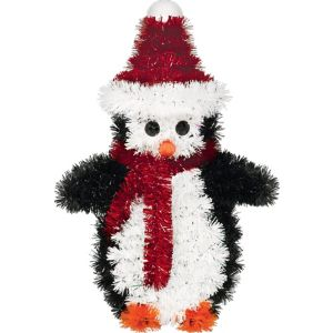 Mini Tinsel Penguin
