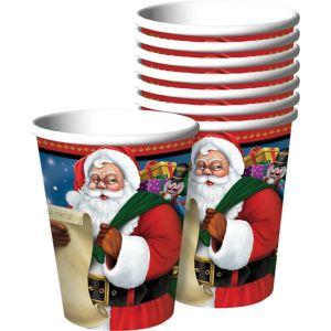 Classic Santa Cups 50ct