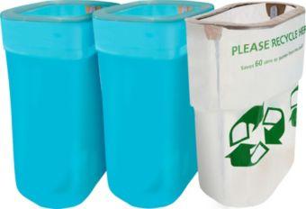 Caribbean Blue Clean-Up Kit