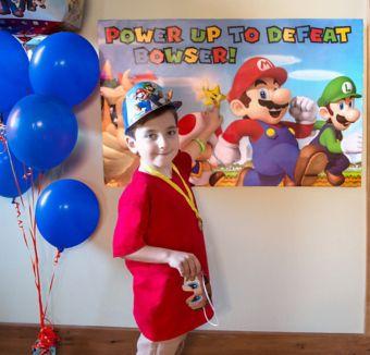Super Mario Fun & Games Kit