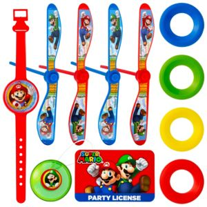 Super Mario Favor Pack 100pc