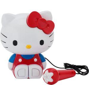 Hello Kitty Sing-a-Long Karaoke Boombox