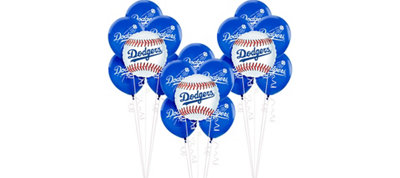Los Angeles Dodgers Balloon Kit
