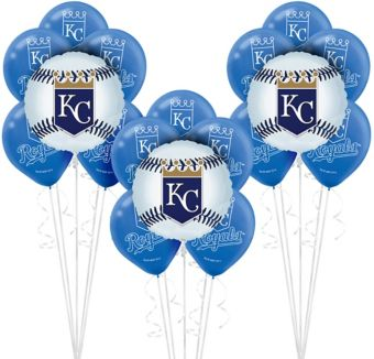 Kansas City Royals Balloon Kit
