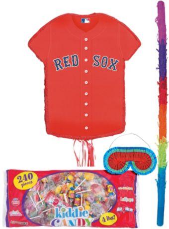 Boston Red Sox Pinata Kit