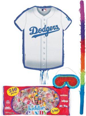 Los Angeles Dodgers Pinata Candy Kit