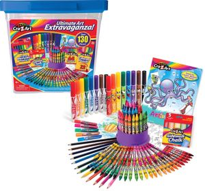 Cra-Z-Art Art Kit 112pc