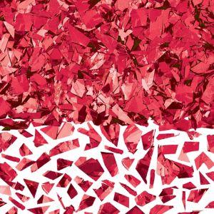Red Sparkle Confetti