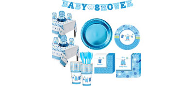 Boy Baby Shower Kit Shower With Love 16 guests