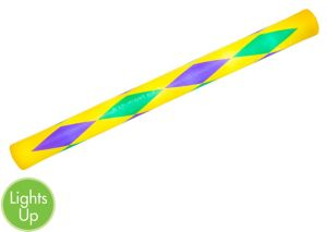 Mardi Gras Light-Up Stick