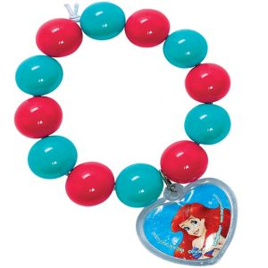 Little Mermaid Bead Bracelet