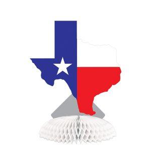 Texas Honeycomb Centerpiece