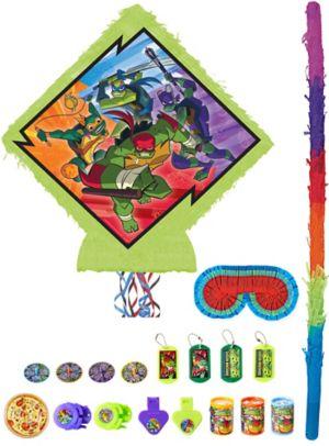 Teenage Mutant Ninja Turtles Pinata Kit with Favors