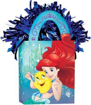 Little Mermaid Balloon Weight