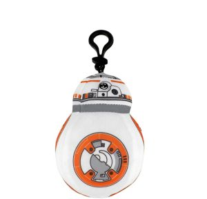Clip-On BB-8 Plush - Star Wars 7 The Force Awakens