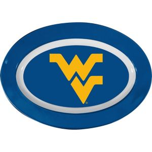 West Virginia Mountaineers Oval Platter