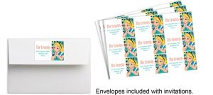 Custom Alice in Wonderland Stickers