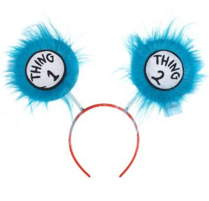 Thing 1 & Thing 2 Head Bopper - Dr. Seuss