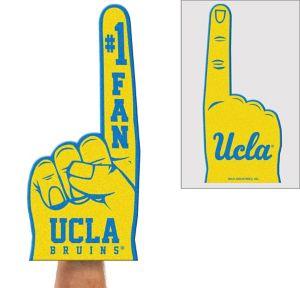 UCLA Bruins Foam Finger