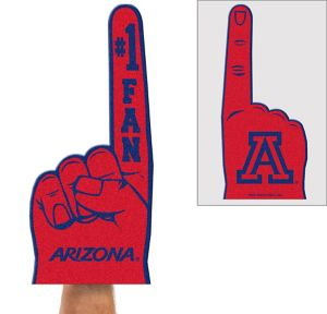 Arizona Wildcats Foam Finger