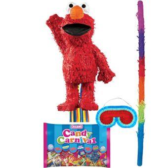 Elmo Pinata Kit