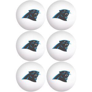 Carolina Panthers Pong Balls 6ct