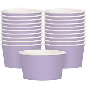 Lavender Treat Cups 20ct