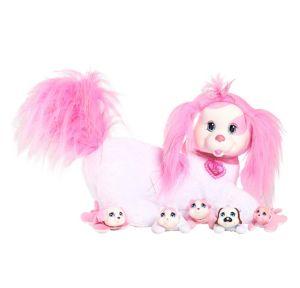 Puppy Surprise Plush Ellie Playset