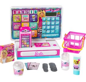 Barbie Cash Register Playset 58pc