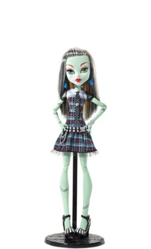 Frightfully Tall Ghouls Frankie Stein Doll - Monster High