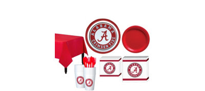 Alabama Crimson Tide Basic Fan Kit
