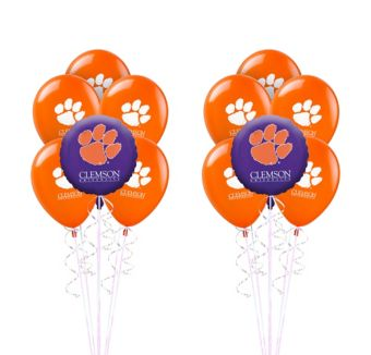 Clemson Tigers Balloon Kit