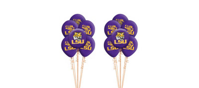 Louisiana State Tigers Balloon Kit