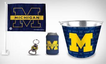 Michigan Wolverines Alumni Kit