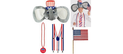 Elephant Republican Super Accessory Kit